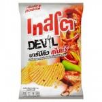 Картофельные чипсы Дьявольски Вкусные Барбекю 75 грамм