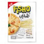 Рыбные снеки со вскуом пиццы Двойной сыр Fisho Double Cheese Pizza 25 гр