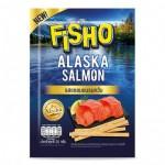 Рыбные снеки Копченый Лосось Fisho Salmon Smoked 20 гр