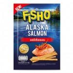 Рыбные снеки Острый Лосось Fisho Salmon Spicy 20 гр