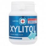 Жевательная резинка Свежая мята без сахара Lotte Xylitol 61 грамм