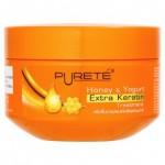 Маска с кератином для волос Йогурт и Мед Pureté 250 мл