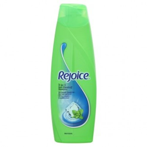 market segmentation of rejoice shampoo product