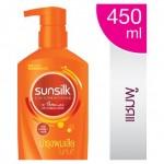 Восстанавливающий шампунь для поврежденных волос Sunsilk 450 мл