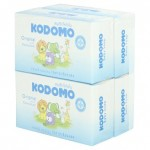 Детское мыло с увлажняющим кремом Kodomo 4 штуки по 75 грамм