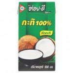 Aroy-D Оригинальное 100% Кокосовое молоко 500 мл