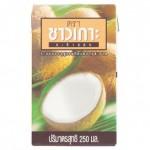Натуральное 100% кокосовое молоко Chaokoh 250мл