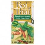 Готовый тайский суп Зеленый карри на кокосовом молоке Roi Thai 500 мл
