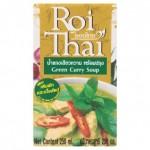 Готовый тайский суп Зеленый карри на кокосовом молоке Roi Thai 250 мл