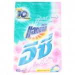 Безфосфатный тайский стиральный порошок с сильным ароматом Attack Easy Happy Sweet 450 грамм