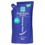 Гель для душа Shokubutsu Synergy Relax для мужчин 500 мл