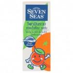 Мультивитаминный сироп для детей Семь Морей с рыбьим жиром 120мл