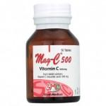 Витамин С 500мг х 50 таблеток