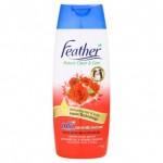 Тайский шампунь Feather против выпадения волос с ароматом розы 340 мл