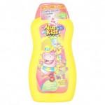 Клубника и Йогурт детский шампунь - кондиционер - гель для тела Три-в-Одном  Mild Kids 200 мл