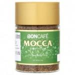BONCAFE Мокка Лиофилизированный растворимый кофе 50г