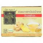 Ranong Tea Чай Имбирный без сахара растворимый 5 гр х 14 пакетиков