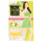 Ranong Tea Derr Chape Зеленый чай с ароматом яблока 2 гр х 20 шт