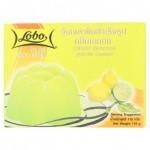 Десерт из лимона - желе Lobo 110 грамм