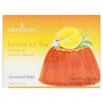 Лимонный чай желе Imperial 100 грамм