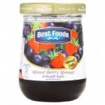 Джем  ягодный Best Foods 170 грамм