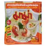 Тайский рисовый суп с креветками Mama 50 грамм
