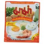 Тайская рисовая каша с креветками Mama 50 грамм