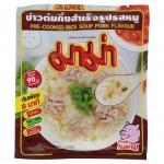 Тайский рисовый суп со свининой Mama 50 грамм