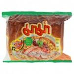 Тайский суп -лапша с уткой быстрого приготовления 55 грамм 6 брикетов