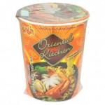 Суп – лапша МАМА острая по восточному с морепродуктами стакан 65 грамм