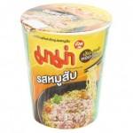 Суп – лапша МАМА со свининой быстрого приготовления стакан 60 грамм