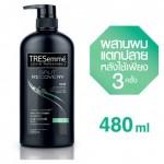 Ламинирующий волосы тайский шампунь Tresemmé 480 мл