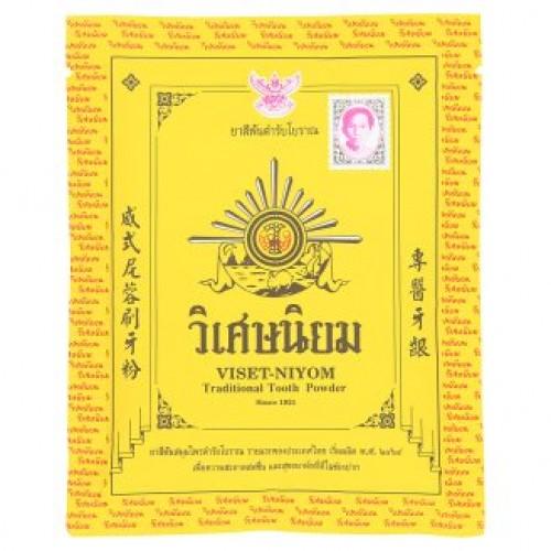 тайский порошок для отбеливания зубов отзывы