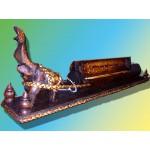 Подставка для благовоний «Слон на бамбуке»